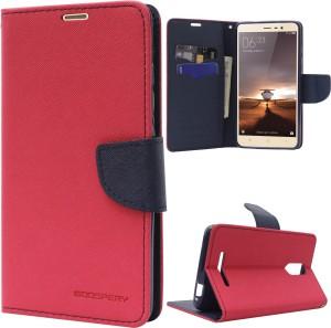 Goospery Wallet Case Cover for Mi Redmi Note 3