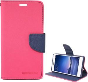 Goospery Wallet Case Cover for Mi Redmi 3S Prime