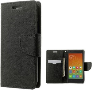 Majesty Wallet Case Cover for Redmi 2 Prime