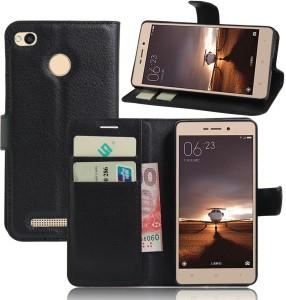 Excelsior Wallet Case Cover for Mi Redmi 3S, Mi Redmi 3S Prime