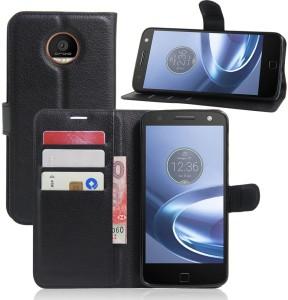 iMob Wallet Case Cover for Motorola Moto Z Play