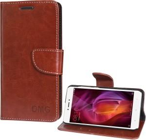 DMG Wallet Case Cover for Xiaomi Redmi Note 4