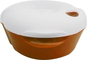 Cutting Edge Emerald Serving Dish, Set of 1, 2450 ml, Orange Casserole Set