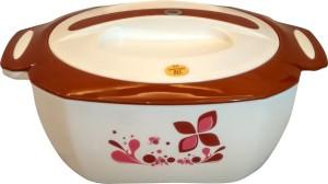 CSM Relish Insulated Brown & White Casserole