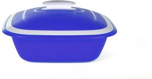 Cutting Edge Solitaire Big 3000 ml Casserole (Blue, Pack of 1) Casserole