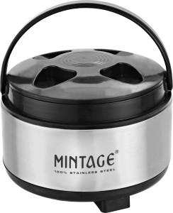 Mintage  - 4500 ml Stainless Steel Food Storage
