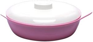 Hi Luxe Oval Big Pink Casserole