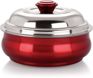 Nano Nine Belly Stainless Steel Insulated Casserole