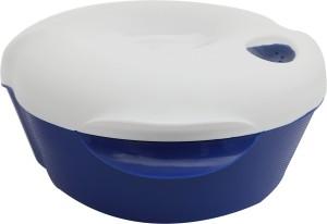 Cutting Edge Emerald Serving Dish Big Casserole, Set of 1, 2450 ml, Blue Casserole Set