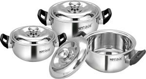 Mintage Casserole(Divine) Gift Pack of 3 Casserole Set