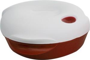 Cutting Edge Emerald Serving Dish Casserole, Set of 1, 1750 ml, Red Casserole Set