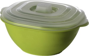 Cuttingedge Square Server Transparent with Lid 1 pc 1500ml Microwave safe Casserole Set