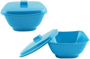 White Gold BL Pack of 2 Casserole Set
