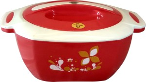 CSM Relish Insulated Red Casserole