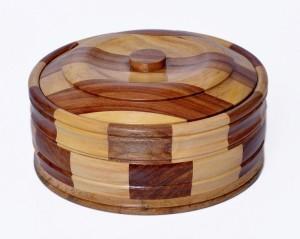 Woodenclave Classerole- Chapati Box Casserole