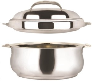 Nano Nine Stainless Steel Double Wall Insulated Casserole