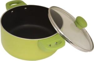 Uniqraft Green Casserole