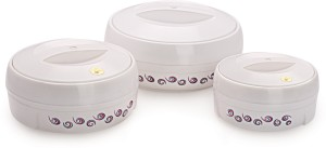 Cello Ultra Pack of 3 Casserole Set