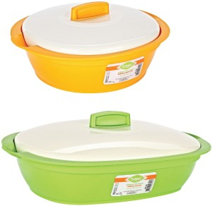 Trinity House Ware Collection Pack of 2 Casserole Set