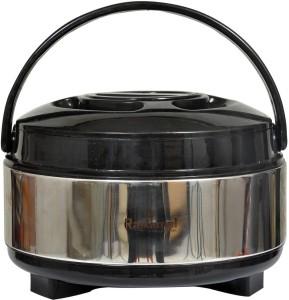 KRISHNA BRASS GALLERY Hot Pot Stainless Steel Insulated - 5200 ml Casserole