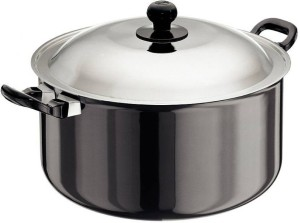 Usha Shriram cook and serve 4 ltr Casserole Pot Pot 4 L