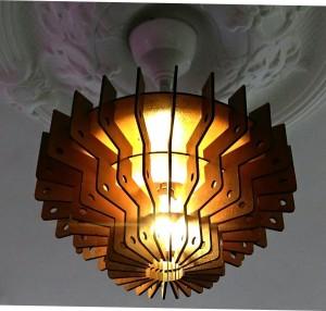 Sur Laser S-54 Chandelier Ceiling Lamp
