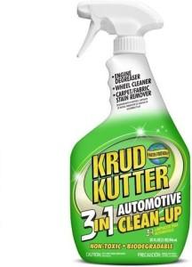 Krud Kutter AC326VGL Liquid Vehicle Glass Cleaner