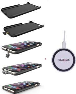 Robotouch Qi-enabled Charging Pad Receiver