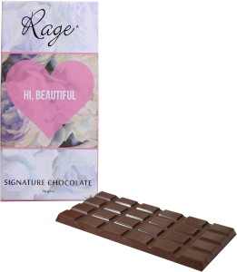 Rage Hi Beautiful Chocolate Bars Pack Of 1 90 G Best Price In India