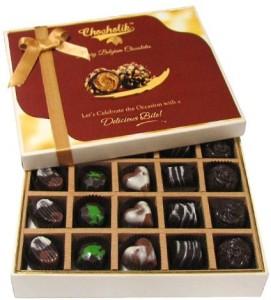 Chocholik Beautiful 20 Pc Mix Assorted Box Of Chocolate Truffles