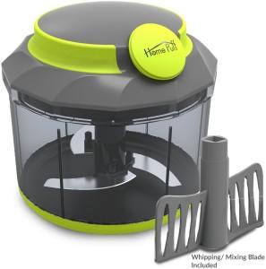 Home Puff Vegetable Cutter, Blender Mini & Powerful Hand Held - Twin Blade Chopper