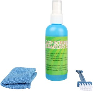 Prosmart Cleaning Kit Cleaner Liquid Spray DVD Wipe Dust Clean Monitor for Computers