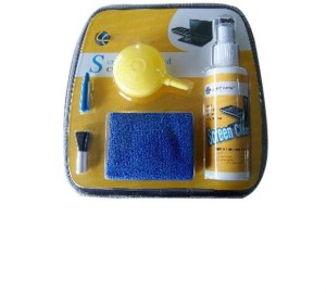 Shrih 5-in-1 Screen Cleaning Kit With Suction Balloon for Computers, Laptops, Mobiles