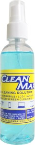 Cleanmax CLEANING SOLUTION 100ml (LUXURY GOLD FRAGRANCE) for Mobiles, Laptops, Computers, Gaming