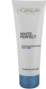L'Oreal Paris WHITE PERFECT FACIAL FOAM ( 100 ...