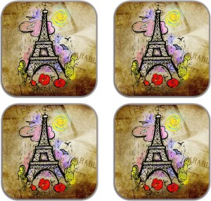 meSleep Eiffel towerMG-15-33-04 Fridge Magnet