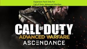advanced warfare dlc list