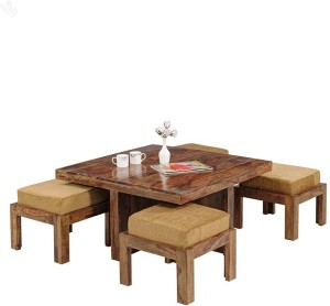 Ringabell Zimmy Solid Wood Coffee Table