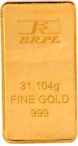 Bangalore Refinery 24 (999) K 31.104 g Gold Bar