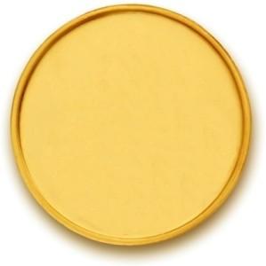 P.N.Gadgil Jewellers Plain 24 (995) K 1 g Gold Coin