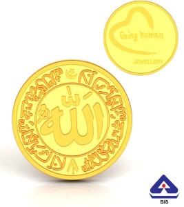 P.N.Gadgil Jewellers 24 (995) K 2 g Gold Coin