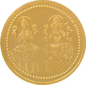 WearYourShine by PC Jewellers Precious 24 (995) K 1 g Gold Coin