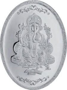 JPearls Apurva S 999 10 g Silver Coin