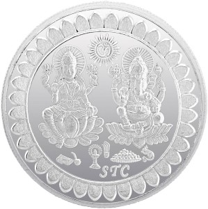 My DT Lifestyle S 995 50 g Sterling Silver Coin