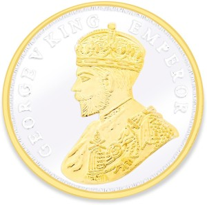 Taraash Gorge V King Emperor S 999 20 g Silver Coin
