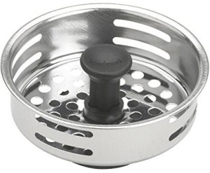 Good Cook Stainless Steel Kitchen Sink Strainer