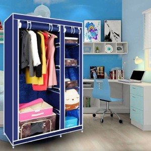 ShopyBucket Stainless Steel Collapsible Wardrobe