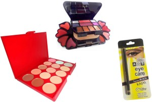ADS 3746 Makeup kit / Eyecare kajal / Concealer