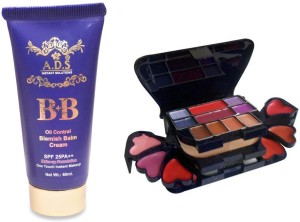 ADS BB Cream (SPF-25PA++) / 3746 Makeup Kit