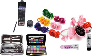 ADS Fashion Color Combo Makeup Sets 30IN1